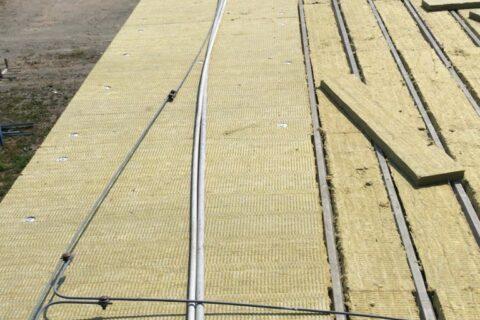 Reabilitare hidraoizolație acoperiș hală