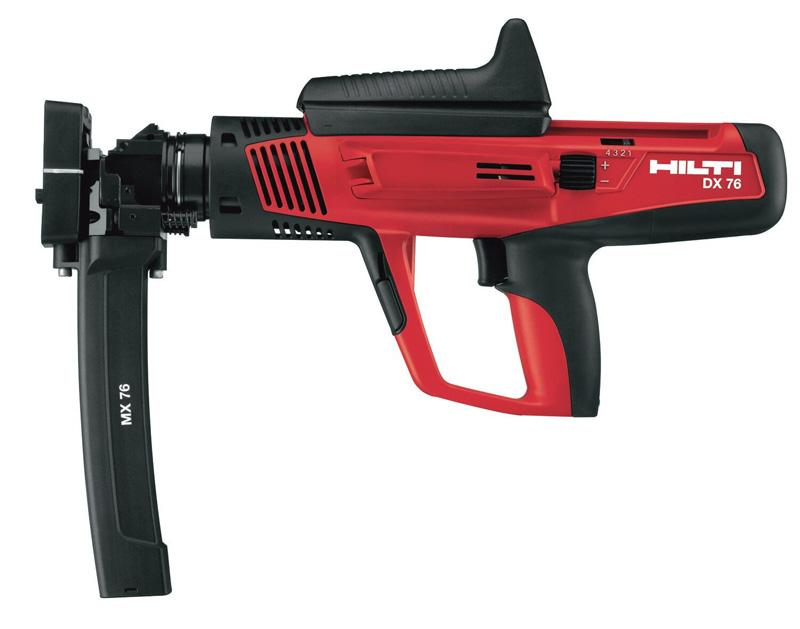 Pistol Hilti DX 76