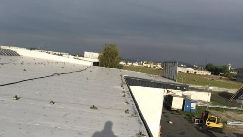 Reabilitare hidraoizolație acoperiș hală (7)