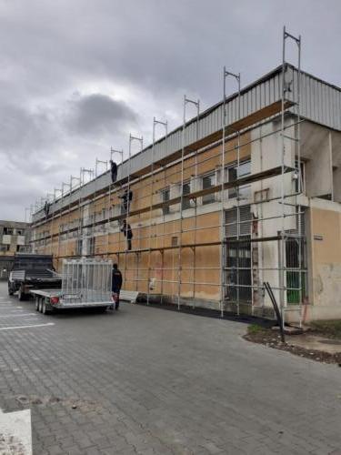 Renovare fatade cladire showroom 3000 mp (3)