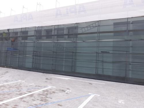 Renovare fatade cladire showroom 3000 mp (5)