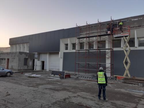 Renovare fatade cladire showroom 3000 mp (6)